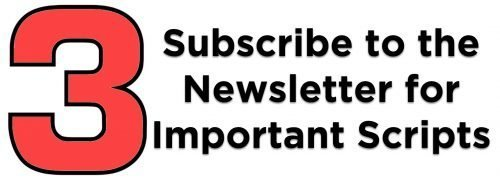 SQLAuthority News - Subscribe to the Newsletter for 3 Important Scripts 3scripts-500x181