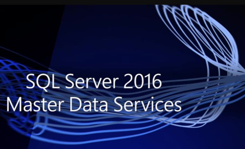 SQL SERVER - What is MDS? - Master Data Services in Microsoft SQL Server mds