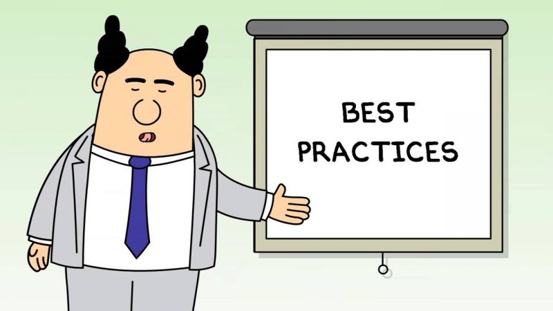 SQL Tips - 5 SQL Server Best Practices dilbertbestpractices-800x450