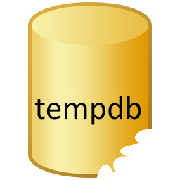 SQL SERVER - TempDB is Full. Move TempDB from one drive to another drive. tempdb