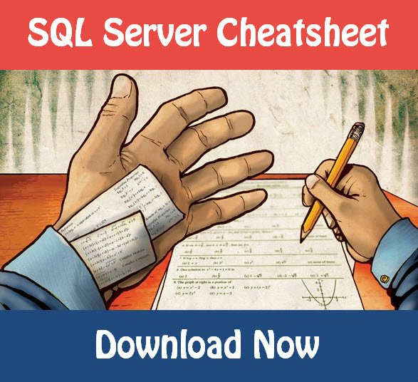 SQL SERVER Cheatsheet - Released for SQL Server 2012 Edition sqlservercheatsheet