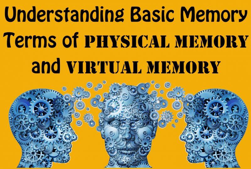 SQL SERVER - Understanding Basic Memory Terms of Physical Memory and Virtual Memory memory-800x541