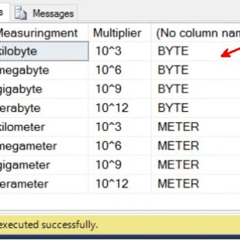 SQL SERVER - Creating Database with Different Collation on Server