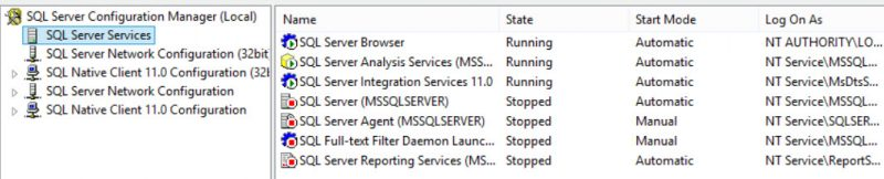 SQL SERVER - Unable to Start Services After Patching (sqlagent_msdb_upgrade.sql) sscm-stop-01-800x162