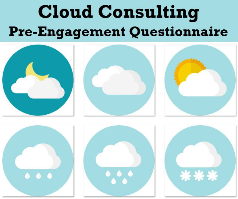 Cloud Consulting Pre-Engagement Questionnaire - A Bookmark cloudconsulting-800x670