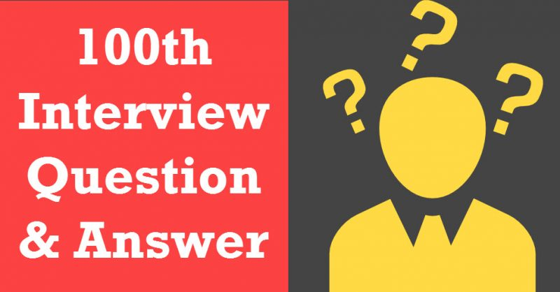 DMV to Replace DBCC INPUTBUFFER Command - Interview Question of the Week #100 100thquestion-800x418