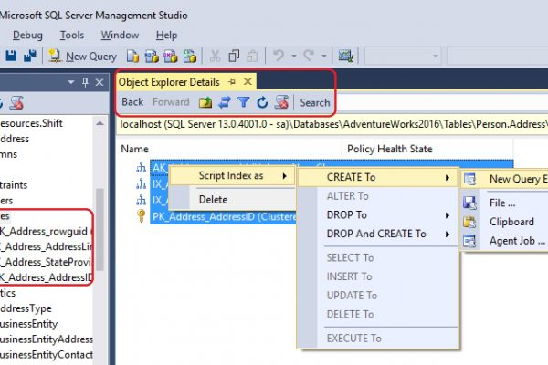 How to retrieve data from multiple tables in sql server