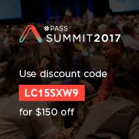 SQLPASS Discount Code