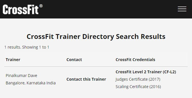 My Journey to CrossFit Level 2 Trainer (CF-L2) Credential - Level Up ...