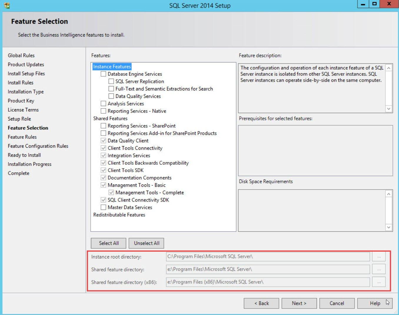 Sharepoint Prerequisites Installation Error