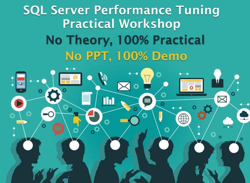 SQL Server Performance Tuning Practical Workshop - Forward Looking sqltraining-800x584