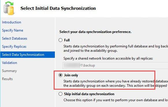 SQL SERVER - Adding New Database to AlwaysOn Replica is Slow alwayson-add-db-01