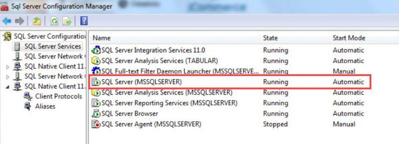 SQL SERVER - Automatic Startup Not Working for SQL Server Service sql-auto-start-01-800x290