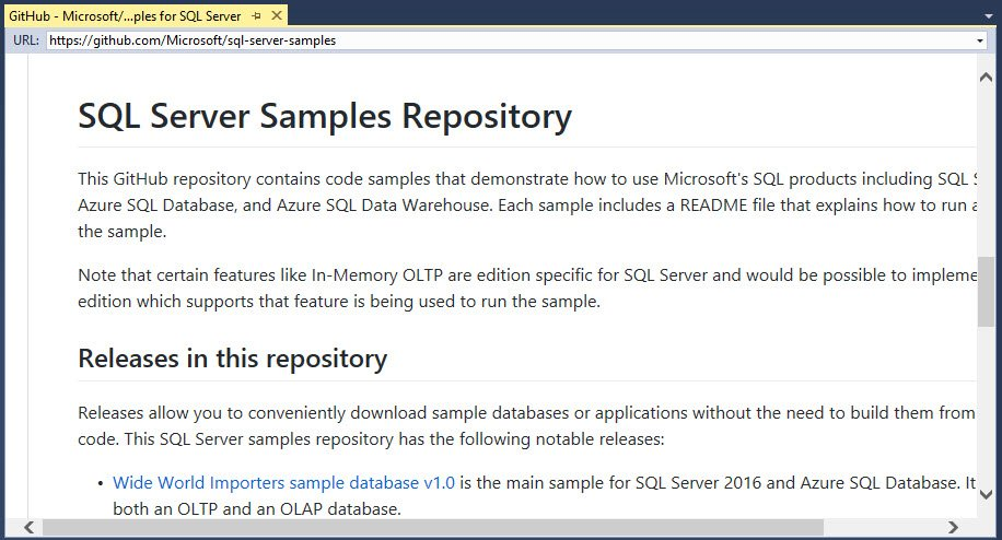 sql server how to get updated link for code and database samples  sql server how to get updated link for code and database samples sql authority pinal dave