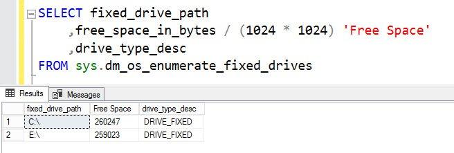 SQL SERVER - New DMV in SQL Server 2017 - sys