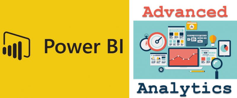 Learn PowerBI and Advanced Analytics - Instructor-Led and Self Paced Training advancedanalytics-800x333