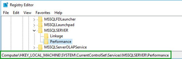 SQL SERVER - Service Pack Failure: MissingRegistryKeyException sp3-err-perf-01