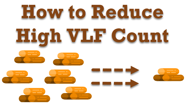 How to Reduce High Virtual Log File (VLF) Count? - Interview Question of the Week #162 reducevlf0