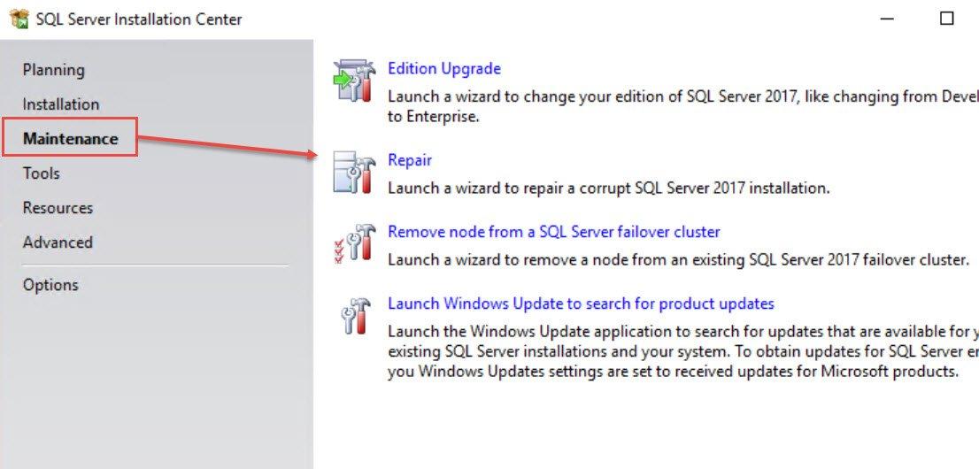 SQL SERVER - Maintenance Plan Error: Cannot Create a Task