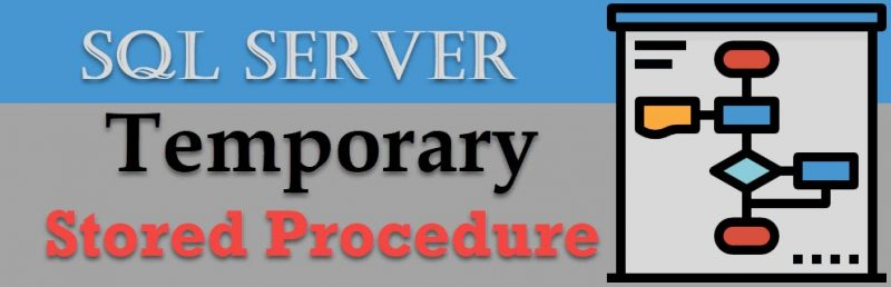 SQL SERVER - Creating Temporary and Global Temporary Stored