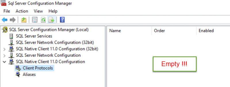 SQL SERVER - Unable to Failover SQL Server Instance - Error: Registry Information is Corrupt or Missing clu-ncli-01-800x304