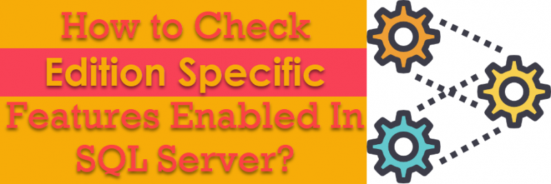 How to Check Edition Specific Features Enabled In SQL Server? - Interview Question of the Week #180 persistedsku1-800x268