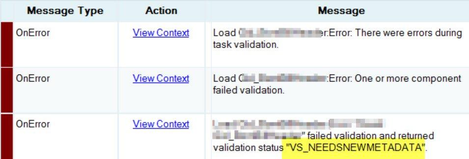 "SQL SERVER - SSIS - Package Error: ""ODBC Source"" Failed Validation and Returned Validation Status ""VS_NEEDSNEWMETADATA"" ssis-err-001"