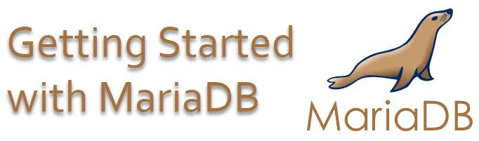 Getting Started with MariaDB - New Course on Pluralsight maridb