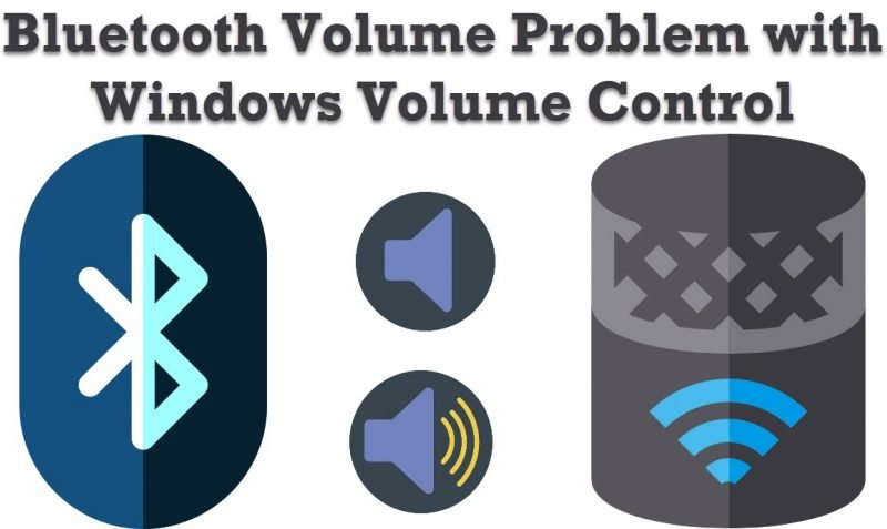 Personal Technology - Bluetooth Volume Problem with Windows Volume Control bluetooth-800x477