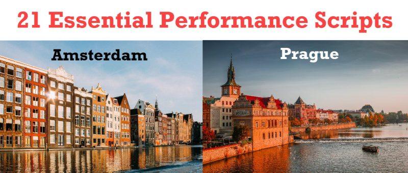 SQL SERVER - Pre-Con 21 Essential Scripts in Prague and Amsterdam 21scripts-800x340