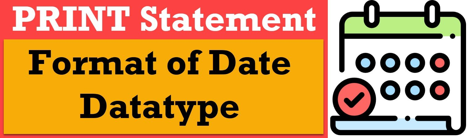 print statement