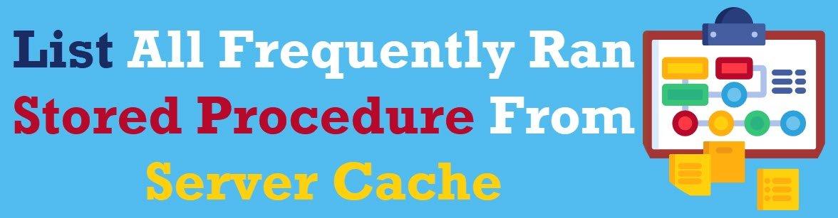 server cache
