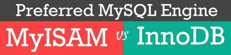 MySQL Preferred Engine - MyISAM or InnoDB innodb-800x191