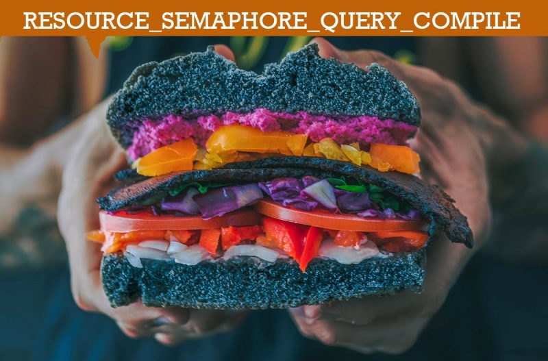 SQL SERVER - Brief Note About RESOURCE_SEMAPHORE_QUERY_COMPILE Wait Type Resource resource-800x527