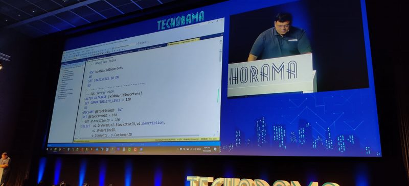 SQL SERVER - 7 Resources From Techorama Netherlands 2019 Techorama-Netherlands-800x365