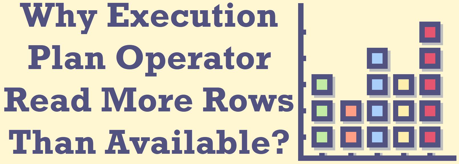 Execution Plan Operator