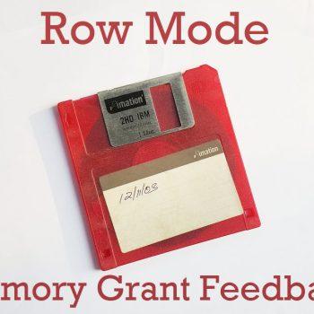 Row Mode