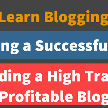 learn blogging