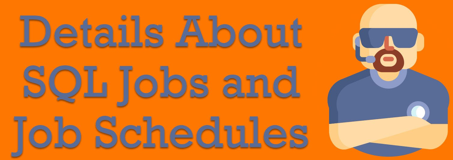 Job Schedules
