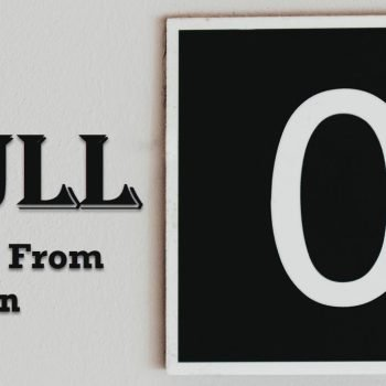 count null