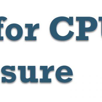 cpu pressure