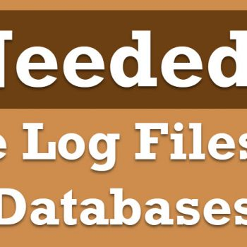 multiple log files