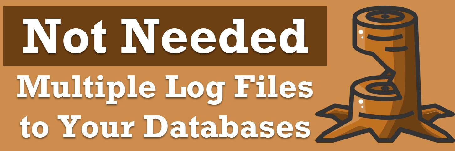 multiple log files