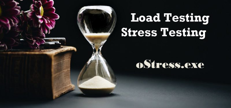 SQL SERVER - Stress Testing with oStress - Load Testing oStress-800x374