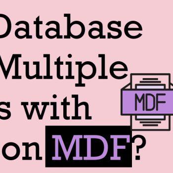 Extension MDF