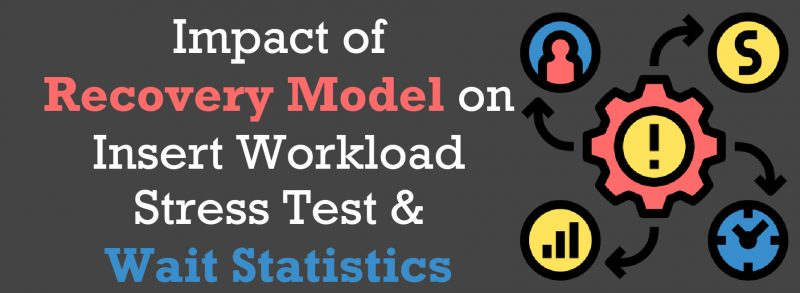 SQL SERVER - Impact of Recovery Model on Insert Workload Stress Test and Wait Statistics InsertWorkload0-800x293