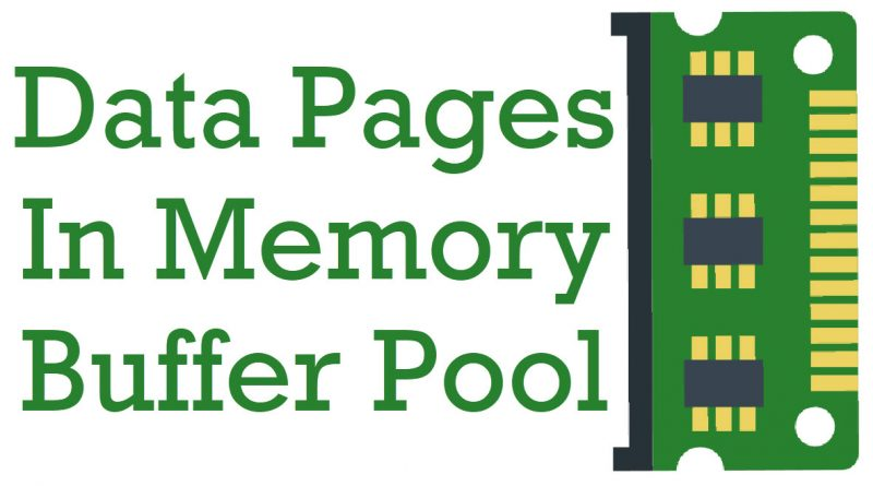 SQL SERVER - Data Pages In Memory Buffer Pool - sys.dm_os_buffer_descriptors buffer-pool-800x445
