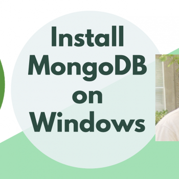 MongoDB on Windows