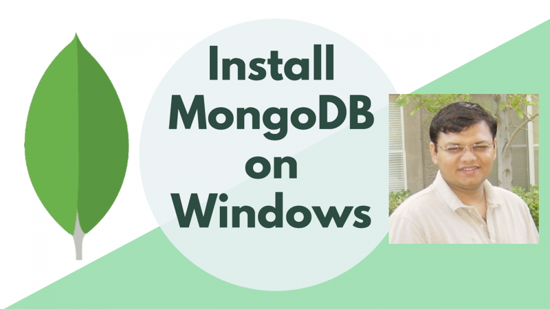 Install MongoDB on Windows - SQL in Sixty Seconds #091 MongoCover-800x450