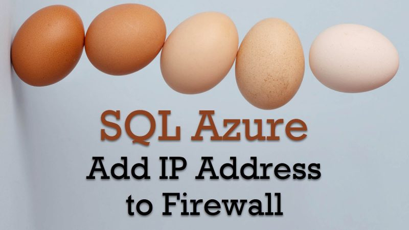 SQL Azure - Add IP Address to Firewall ipaddress-800x450